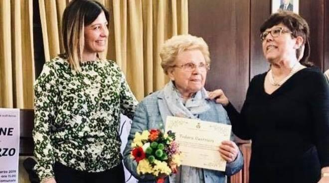 Fedora Guerrieri morta 20 ottobre 2020 a santa croce sull'arno