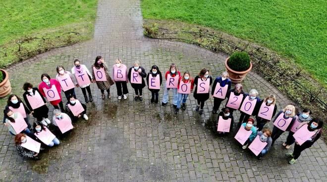 flash mob ottobre rosa santa croce sull'arno