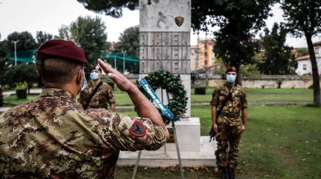 Folgore, commemorazione El Alamein
