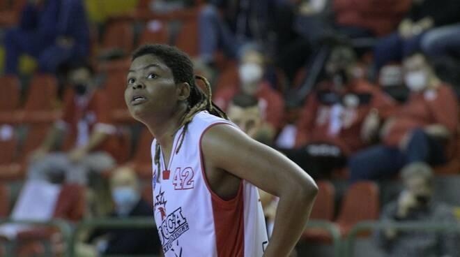 Gesam Gas e Luce Lucca Umana Reyer Venezia basket A1 femminile