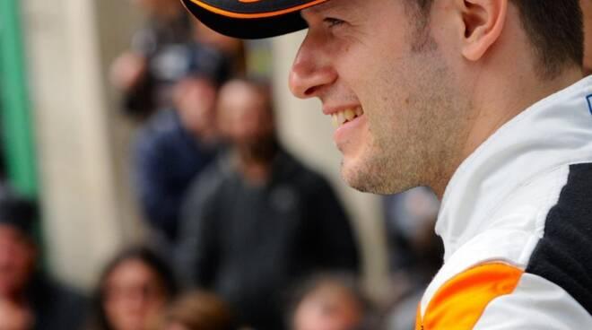 Giacomo Ciucci 15 anni attività motori rally
