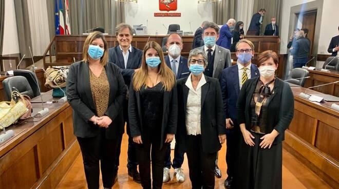 gruppo Lega Consiglio regionale Elisa Montemagni