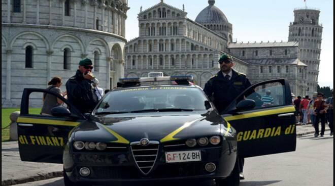 Guardia di finanza Pisa