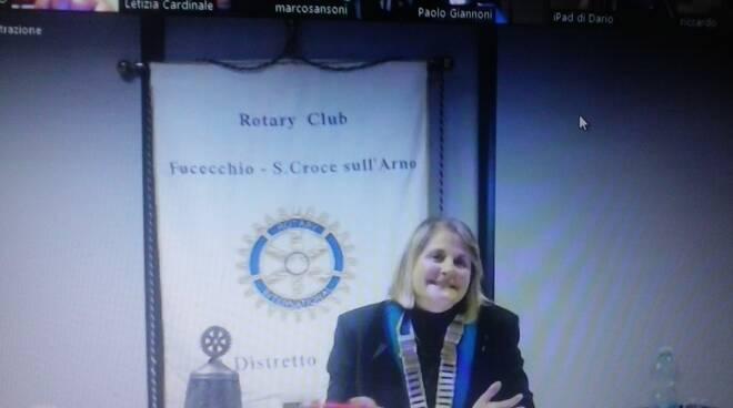 Monica De Crescenzo rotary