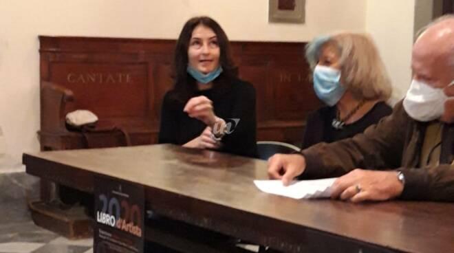 Libro d'Artista Toscana Fondazione Santa Marta montopoli valdarno