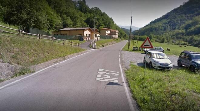 Località Isola Fabbriche di Vergemoli