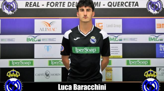 Luca Baracchini Real Forte Querceta
