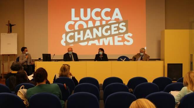 Lucca Changes presentazione Fondazione Cassa di Risparmio di Lucca