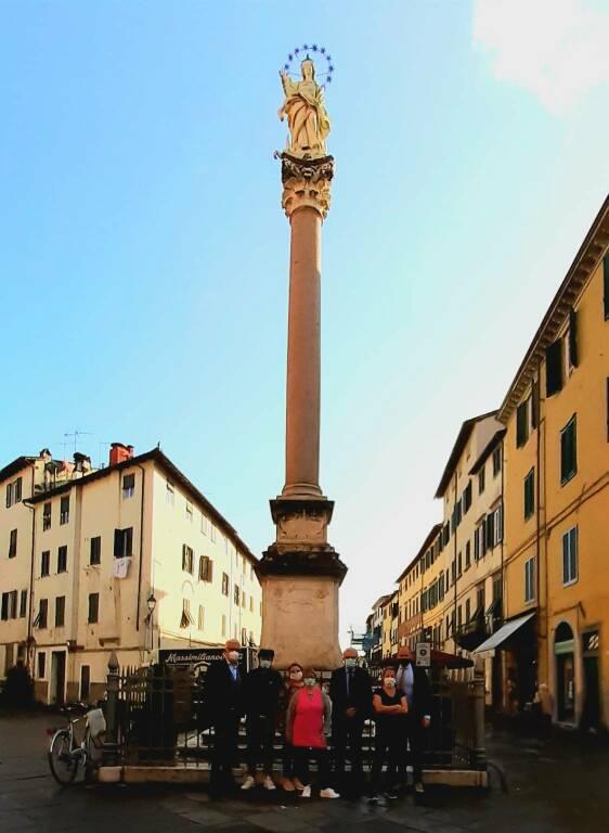 madonna dello stellario Lucca