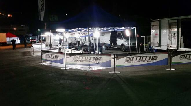 Mm Motorsport equipaggi