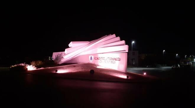 ottobre rosa fontana rosa a castelfranco di sotto