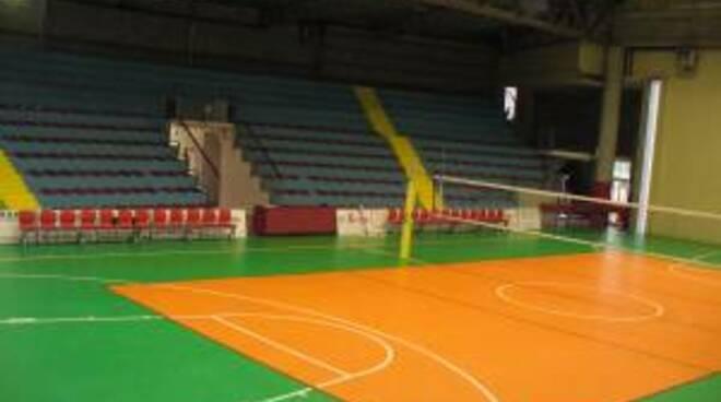 Palazzetto dello sport Bagagli Castelfranco di Sotto