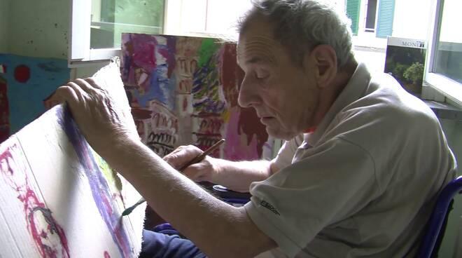 Pier Paolo Pierucci pittore Lucca