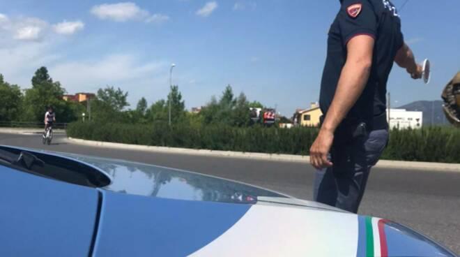 polizia pontedera