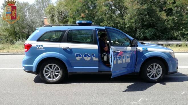 polizia stradale bagni di lucca