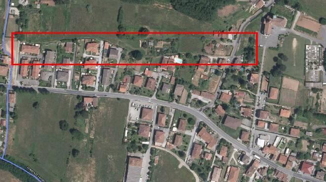 Progetto pista ciclabile San Martino in Freddana