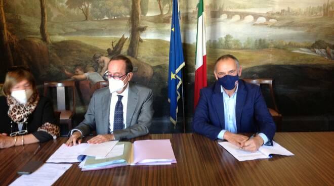 protocollo d'intesa Comune di Capannori Prefettura di Lucca contrasto spaccio stupefacenti