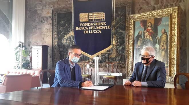 Protocollo d'intesa Pagano Landucci
