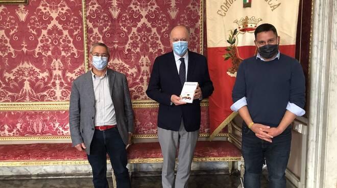 Renzo Sabbatini Alessandro Tambellini libro La rivolta degli straccioni