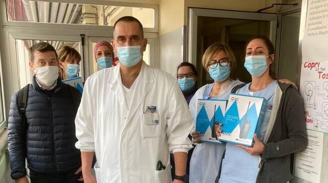 ricetrasmittenti ospedale Lotti