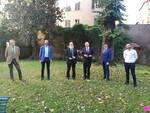 Salvatore Pipus nuovo ad Geal presentazione Palazzo Orsetti