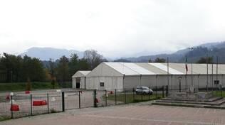 Tamponi drive through a Castelnuovo