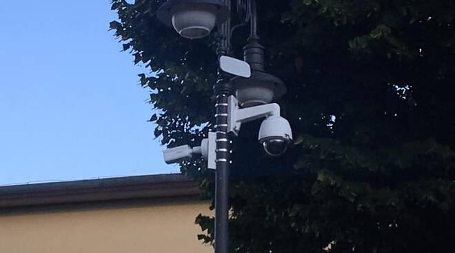 Telecamere videosorveglianza Pietrasanta