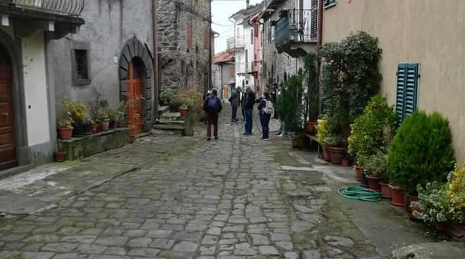 Tour Vico Pancellorum giornate Fai