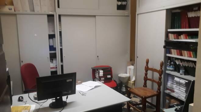 ufficio opposizione consiglio comunale Coreglia Giorgio Daniele