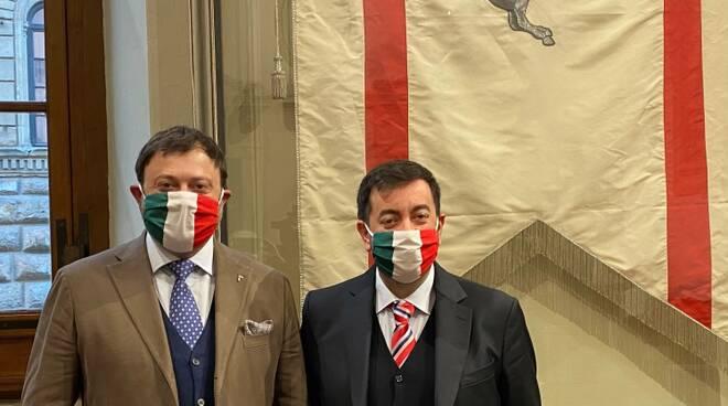 Vittorio Fantozzi vicecapogruppo consiglio regionale