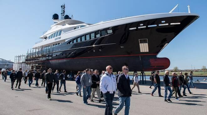 Yare nautica Viareggio Navigo edizione 2019
