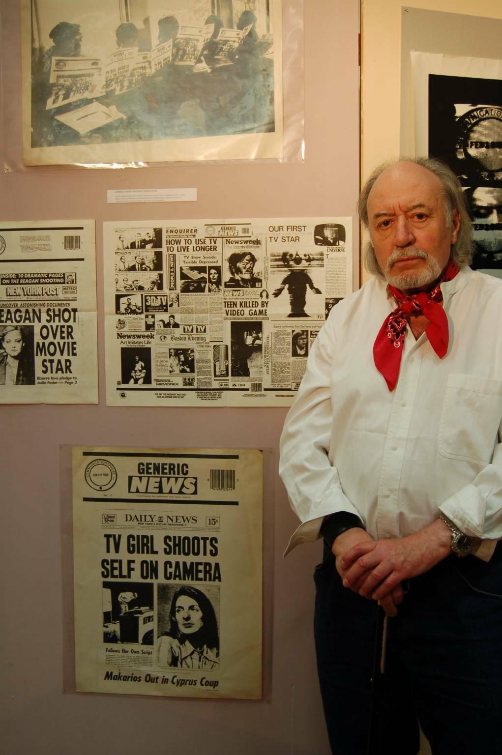 Aldo Tambellini cinema sperimentale