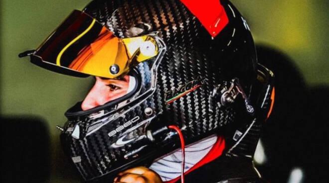 Alessio Bacci Carrera Cup
