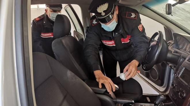 Carabinieri Grosseto controlli covid droga
