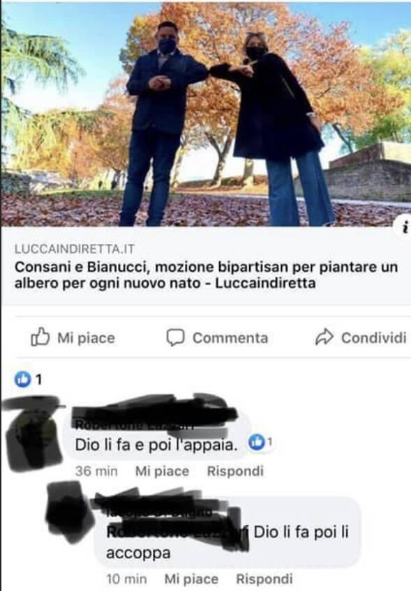 commento Consani Bianucci