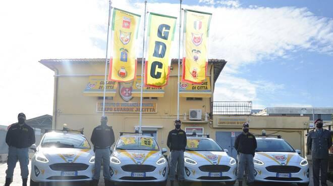 Corpo Guardie di vigilanza
