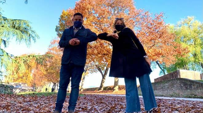 Cristina Consani Daniele Bianucci mozione alberi