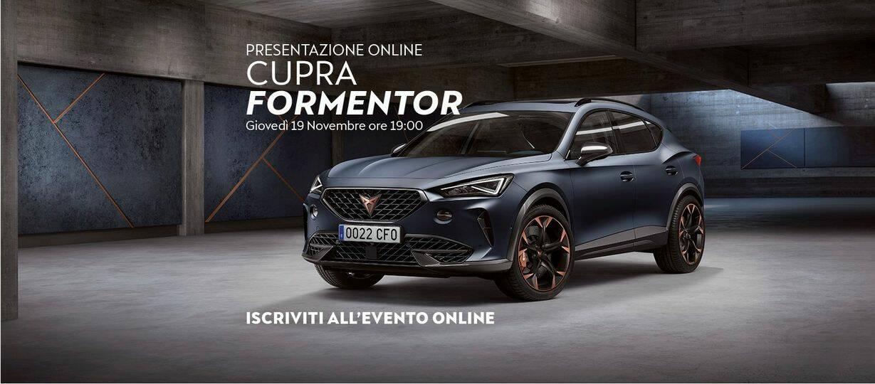 Cupra Tuscania auto