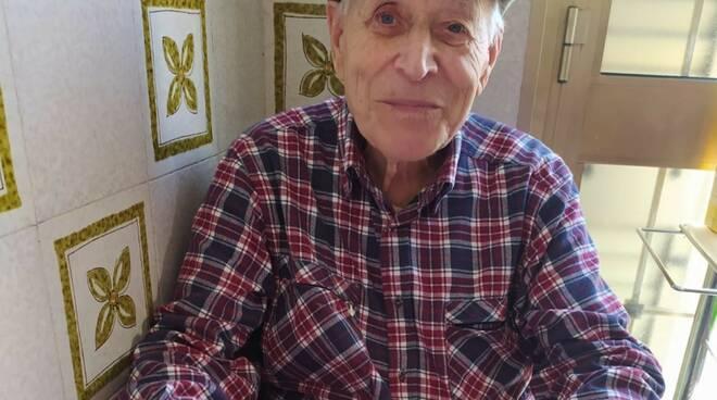 Dante Unti 101 anni