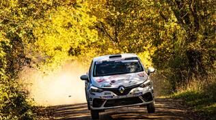 Davide Porta Mc Racing rally