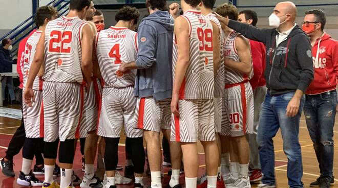 Etrusca Basket San Miniato time out