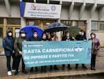 flash mob a Firenze di FdI