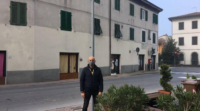 Franco Fanucchi centralina semaforo