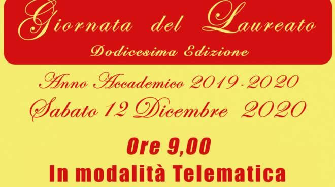 Giornata del laureato Bagni di Lucca