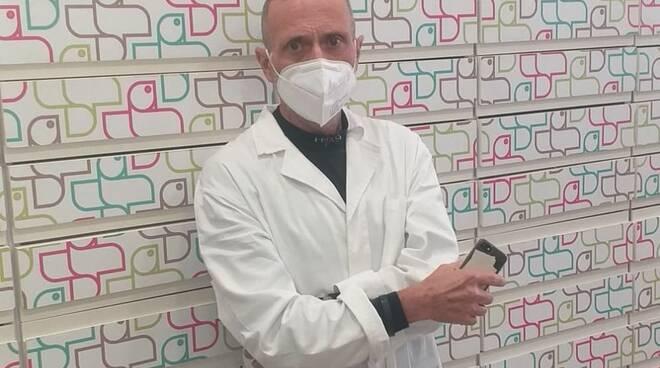 Giovanni Bergamini farmacia Calandra