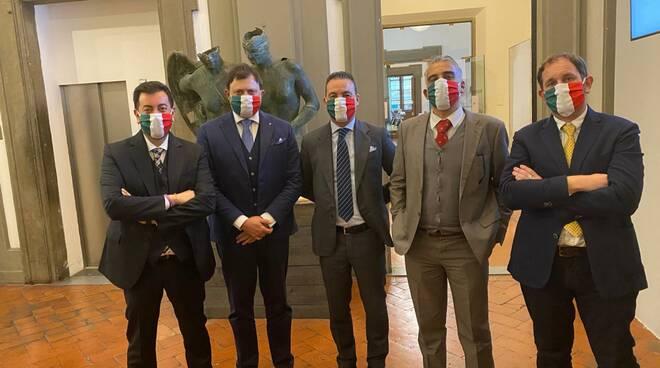gruppo consiliare Fratelli d'Italia Regione