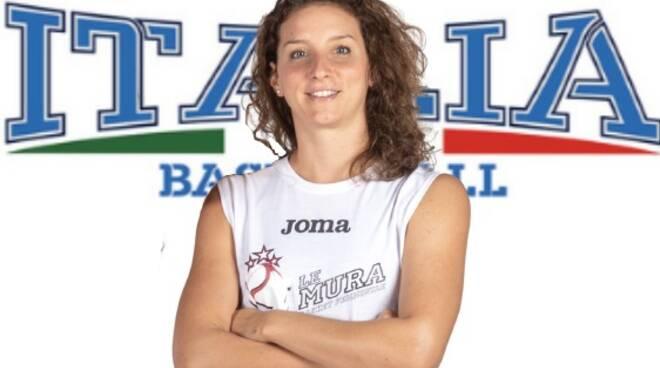 Laura Spreafico capitana Basket Le Mura Lucca