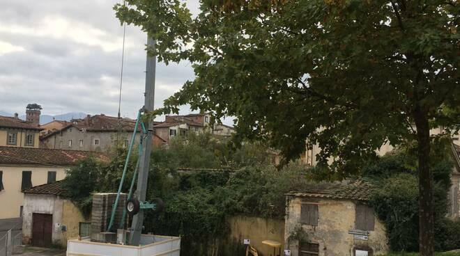 lavori cavallerizza centro storico via dei Carrozzieri