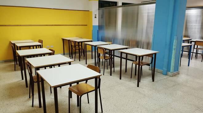 Lavori scuola Minucciano