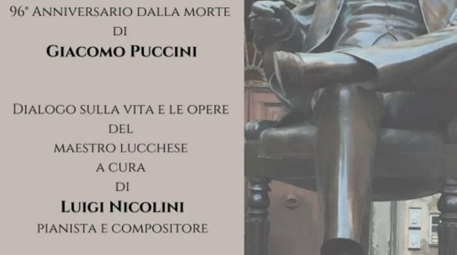 locandina Sui Passi di Puccini